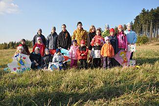 O tomto slunečném víkendu se uskutečnily podzimní Pohořany. Naše početná  skupina opět obsadila základnu na Pohořanech a řádně si pobyt užívala. Bobr  učil ... 7fecd8d90a